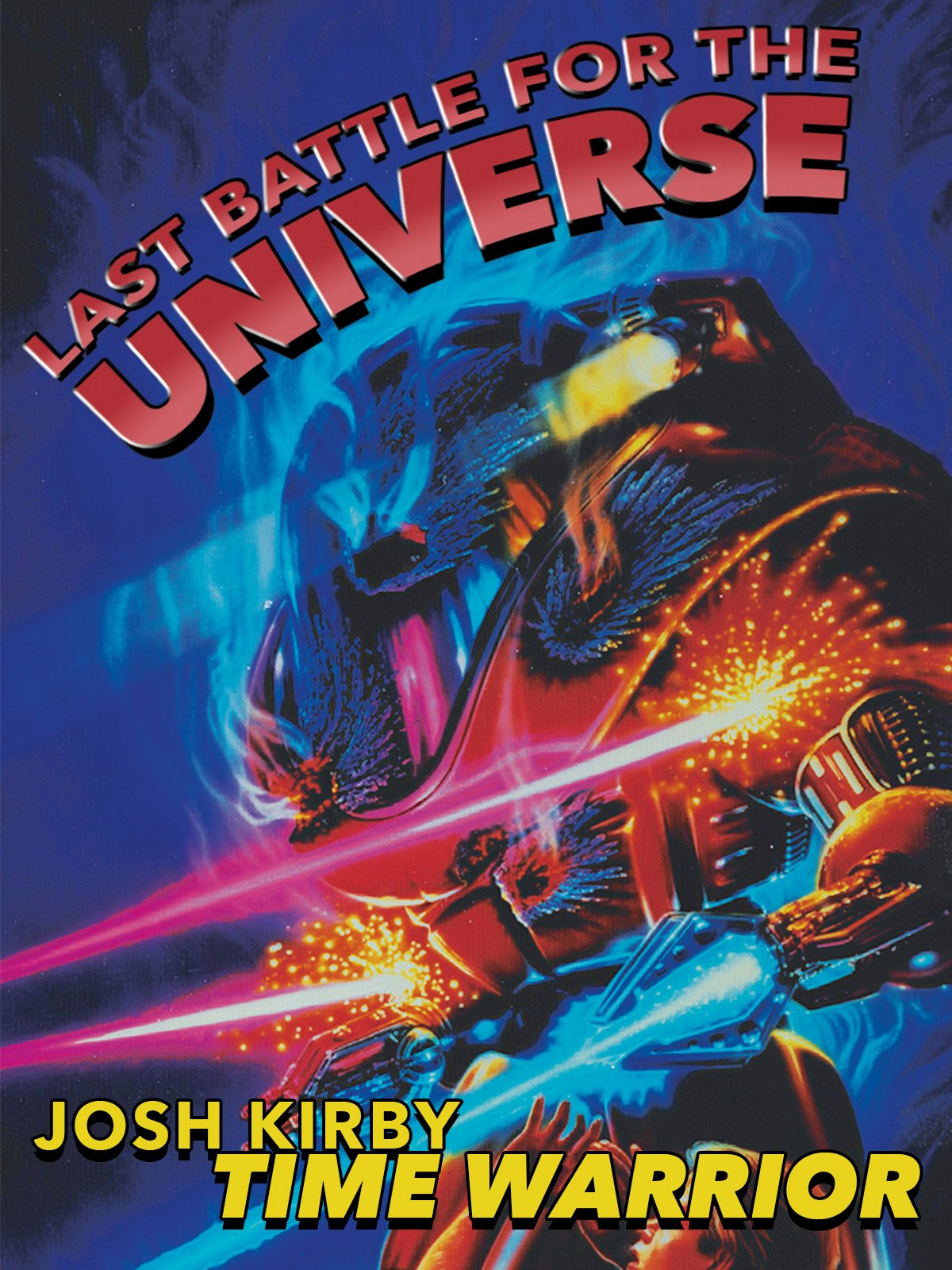 Josh Kirby Time Warrior: The Last Battle for the Universe
