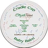 Cradle Cap Healing Balm for Baby - with Manuka Honey, Calendula Oil & Beeswax - Infant Seborrheic Dermatitis, Rash & Redness, Eczema Treatment - Sulfate Free & Paraben Free - Natural and Organic (2 oz (Tamaño: 2 oz)