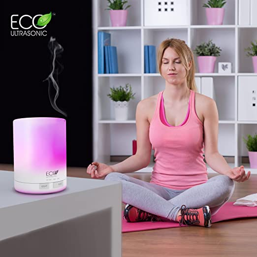 Eco Ultrasonic Essential Oil Diffuser