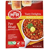 MTR Ready To Eat Pav Bhaji, 10.5 Ounce
