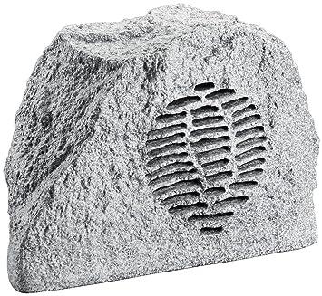 100V 25w RMS PA Jardin haut-parleurs Granit