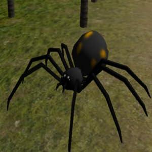 Spider Simulator from Blue mega