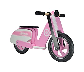 Draisienne Scooter : Pink Stripe