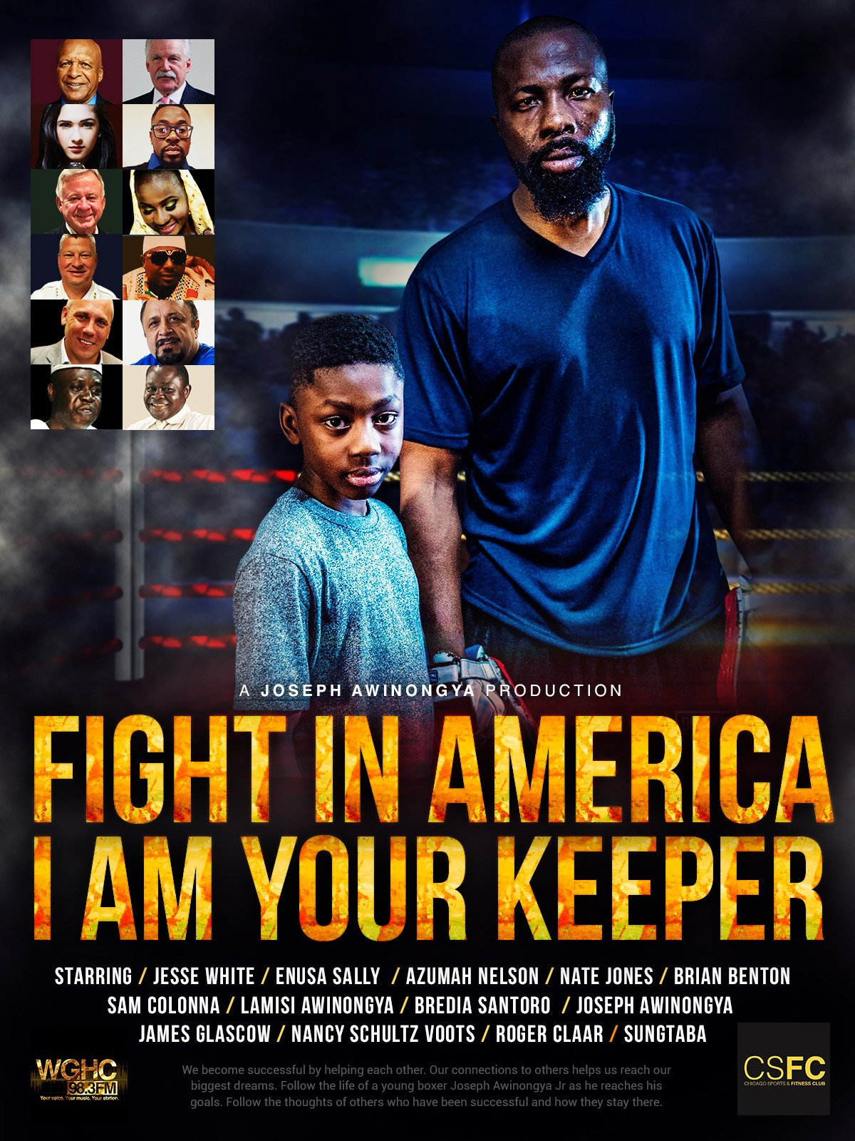 FIght in America- I Am Your Keeper