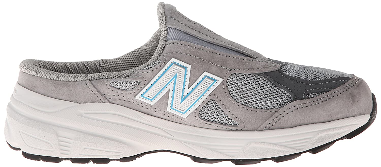 new balance women's w990 slide shoe