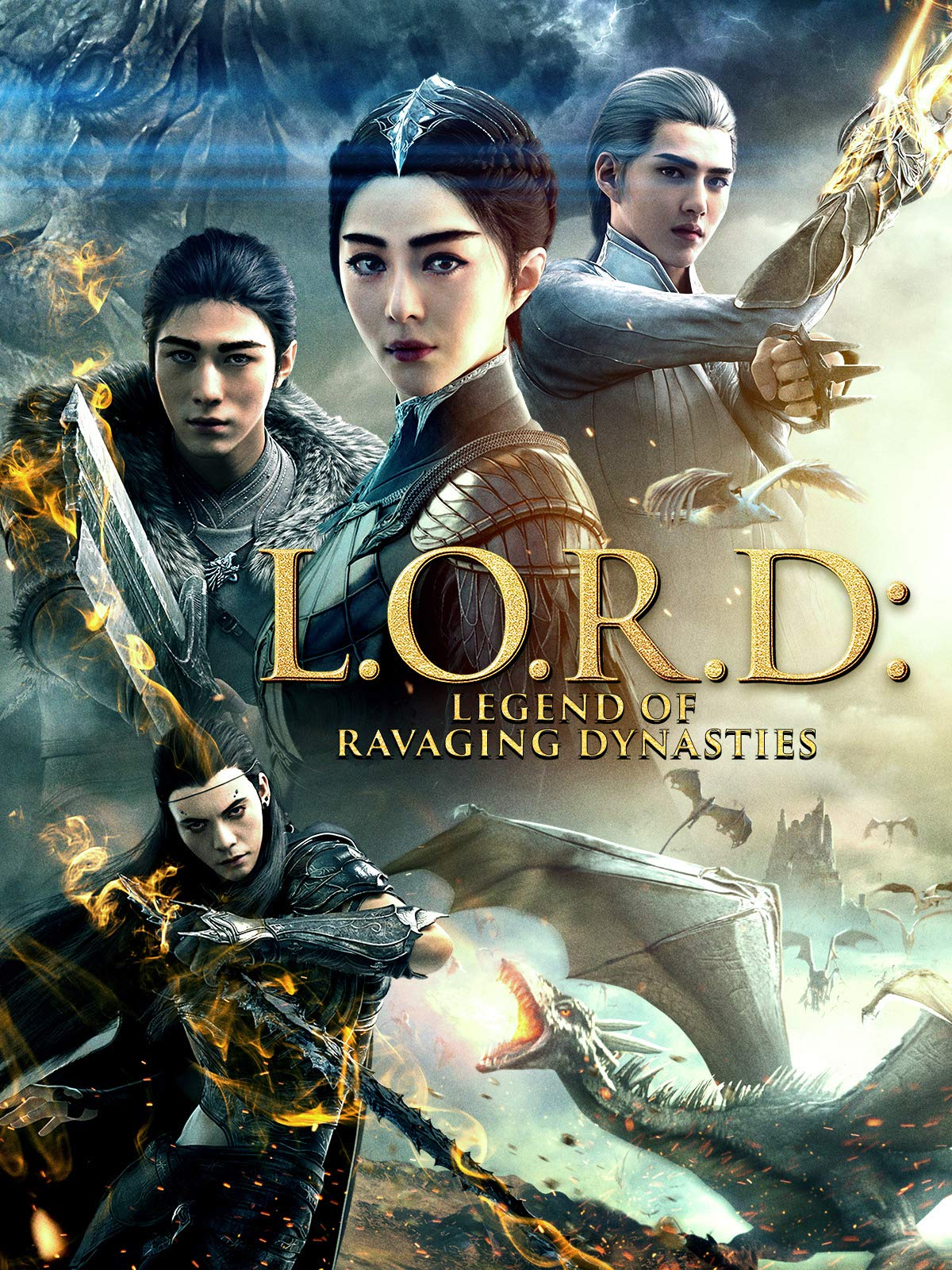 L.O.R.D. Legend of Ravaging Dynasties on Amazon Prime Instant Video UK