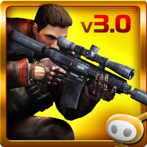CONTRACT KILLER 2 (Kindle Tablet Edition) from Glu Mobile Inc.