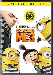 Book Cover: Despicable Me 3