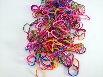 Tie Dye Loom Bracelet Tie Dye Rainbow Rubber Loom
