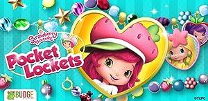 Strawberry Shortcake Pocket Lockets - Jewelry Maker by Budge Studios