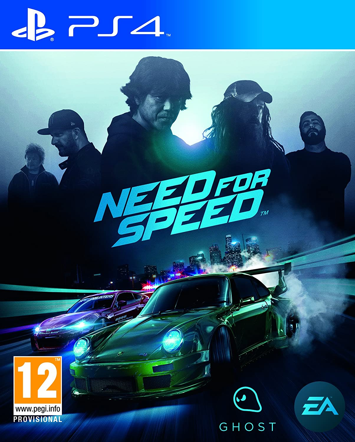 Need For Speed PS4 su Amazon a 29,99€