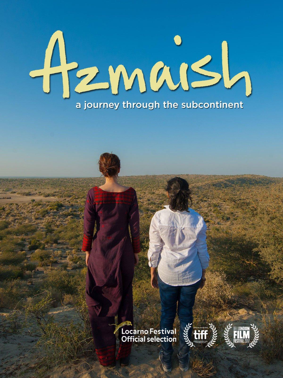 Azmaish a journey through the subcontinent