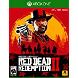 Red Dead Redemption 2 - Xbox One (Color: Red)