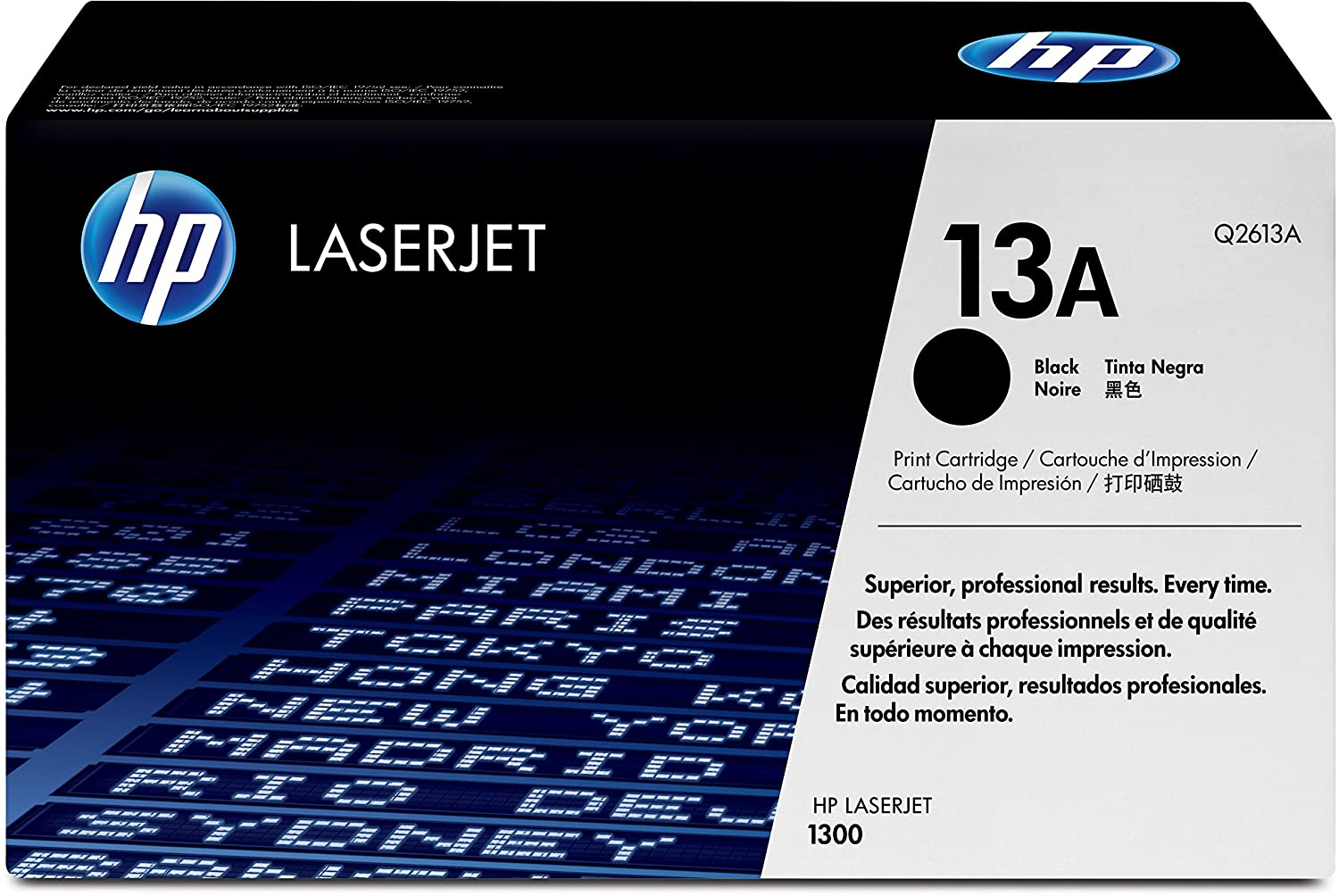 HP 13A (Q2613A) Black Original LaserJet Toner Cartridge hp 35a compatible printer toner cartridge for hp 1005 1106