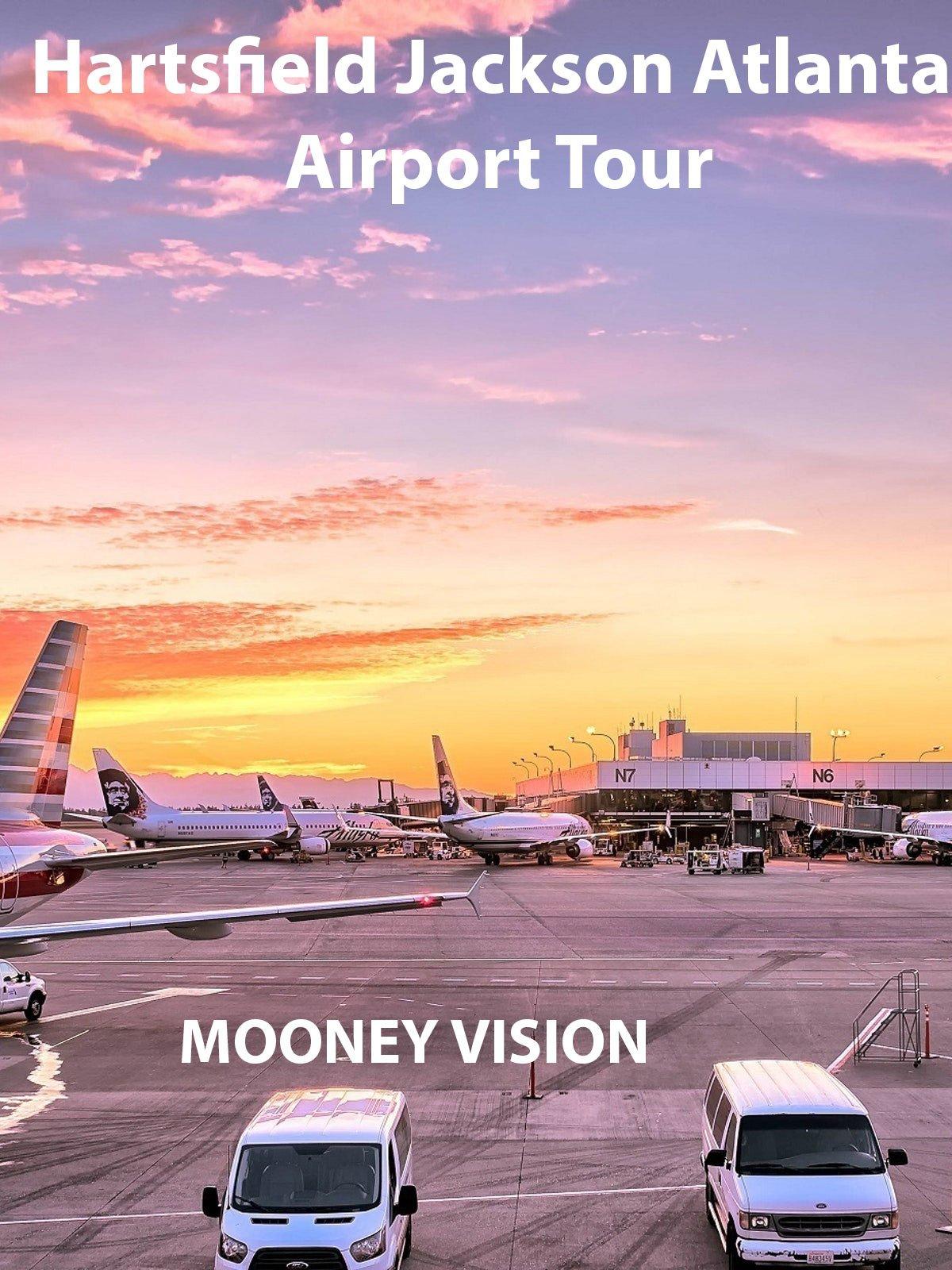 Hartsfield Jackson Atlanta Airport Tour