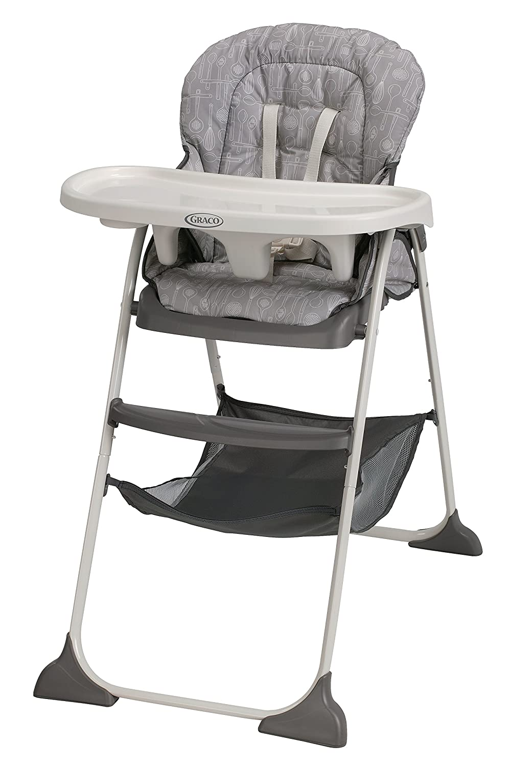 Graco Slim Snacker High Chair Whisk High Chairs 1927570