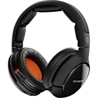 SteelSeries Siberia 800 Wireless Gaming Headset (Black)