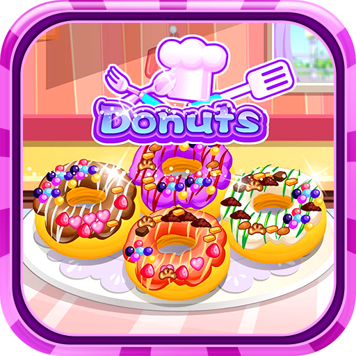 Donuts Cooking Games - Dessert Games