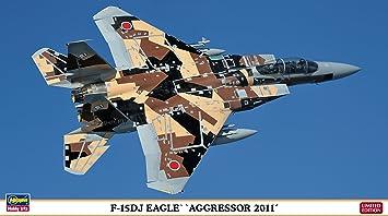 Maquette avion: F-15DJ Eagle
