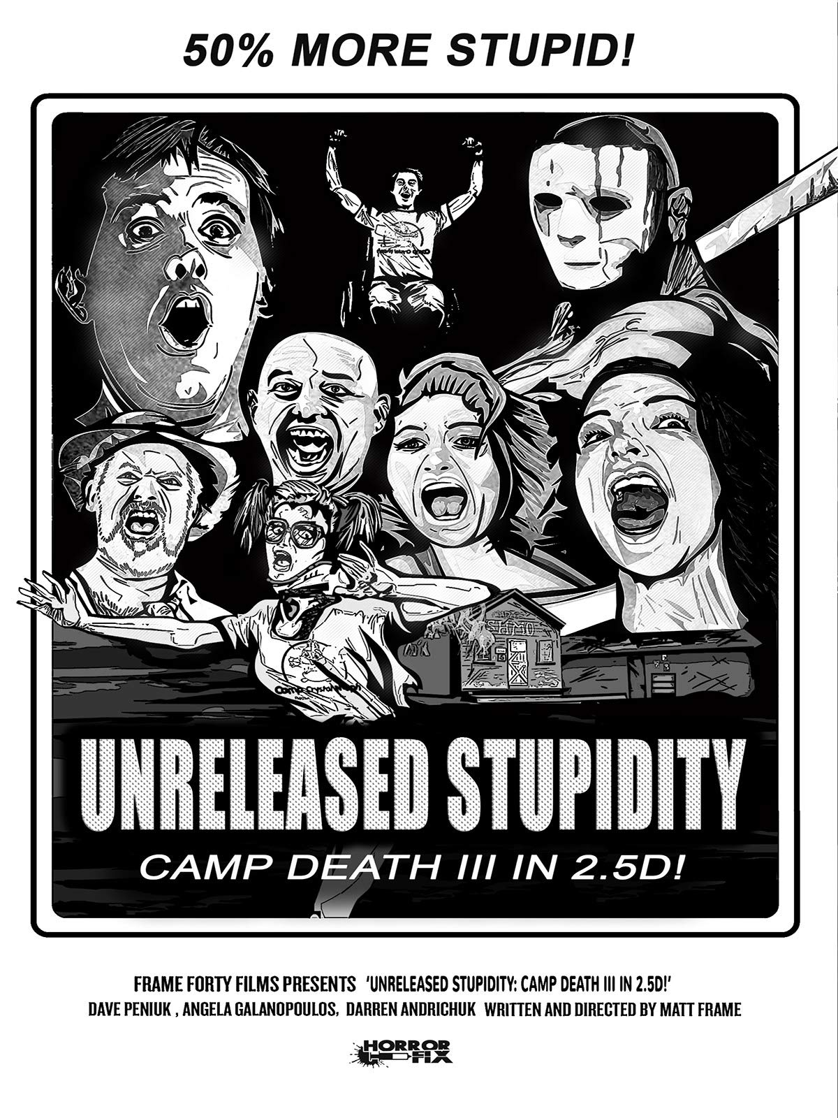 Unreleased Stupidity: Camp Death III in 2.5D!