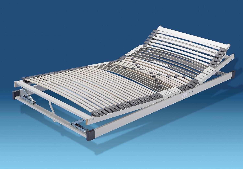 HUKLA Komfort-Lattenrost Quattroplus Flex (Größe: 120 x 200 cm)