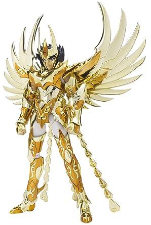 Figurine 'Saint Seiya' - Myth Cloth - Phoenix Gold - God Cloth - 10Th Anniv