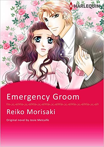 EMERGENCY GROOM (Harlequin comics)