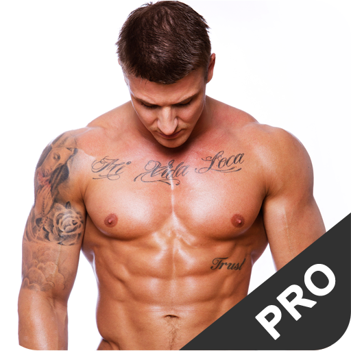 Spartacus Workouts Pro - Get Lean, Ripped & Build Muscle Fast!