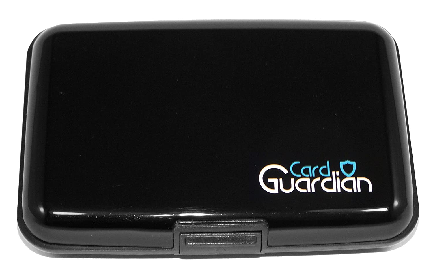 The Card Guardian - Your Best Identity Theft Protection Card Holder Plus FREE BONUS GIFT - Silicone Pocket For Cash Or Business Cards  ..