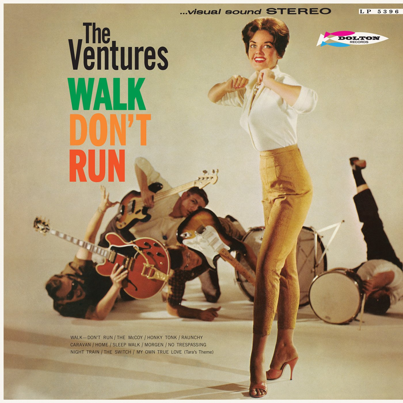 Ventures Walk Don't Run Ventures Walk Don't Run