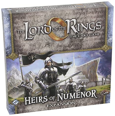 Lord Of The Rings - 331031 - Jeu De Cartes - Heirs Of Numenor