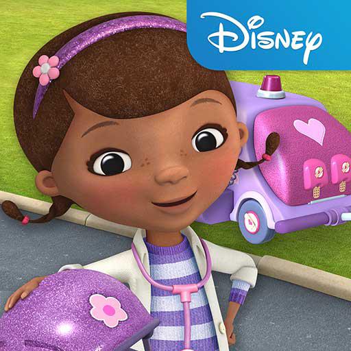 Doc McStuffins: Mobile Clinic Rescue (Watch Disney Junior App compare prices)