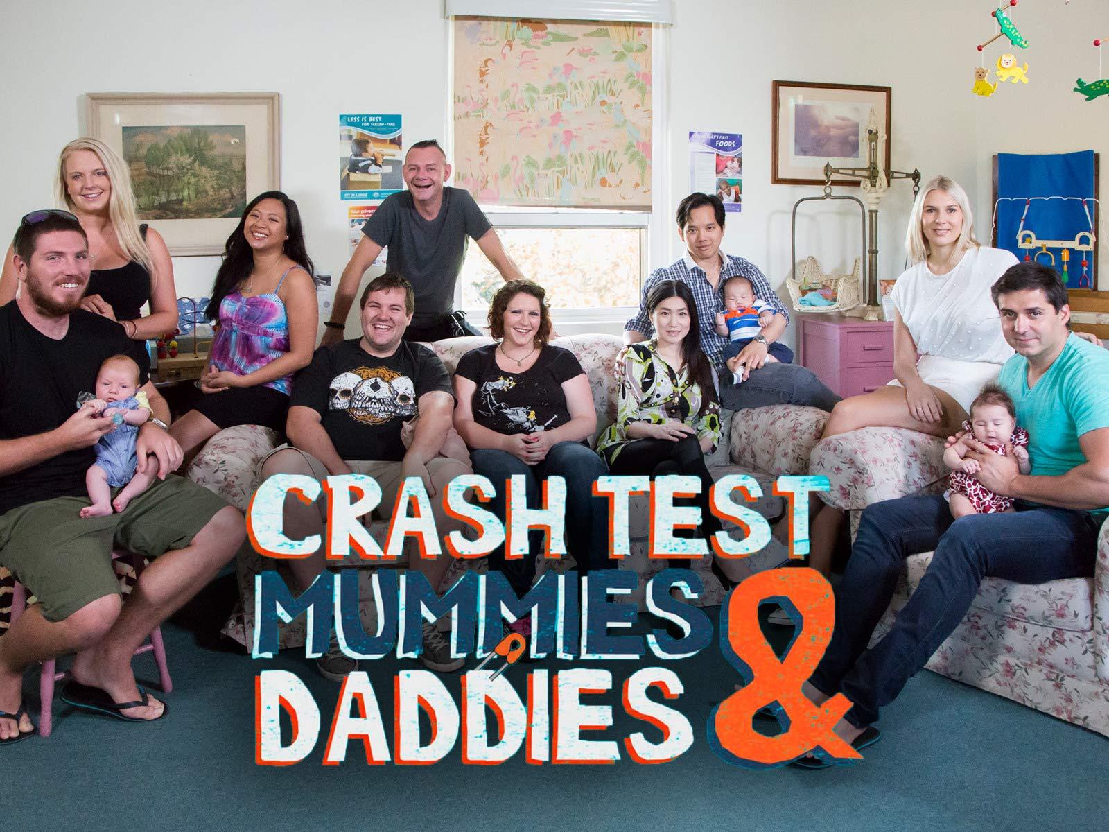 Crash Test Mummies And Daddies - Season 1