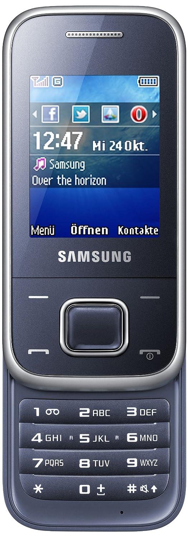 T�l�phone GSM SAMSUNG E2350 BLEU