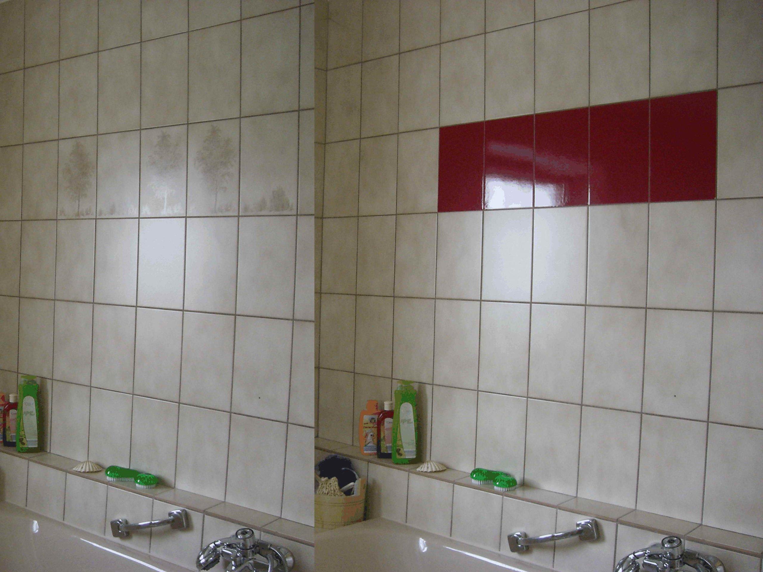 FoLIESEN Adesivi per piastrelle, per cucina e bagno, 15 x 15 cm ...