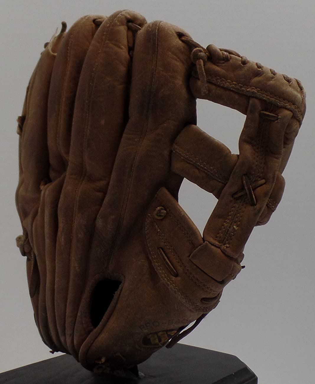 Vintage Bobby Bonds Pro Style Baseball Glove - Wilson Right Hand Thrower (Great for Display - Could Be Used Everyday) Free Shipping & Tracking 4