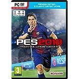 Pro Evolution Soccer 2018 - Premium Edition (PC DVD)