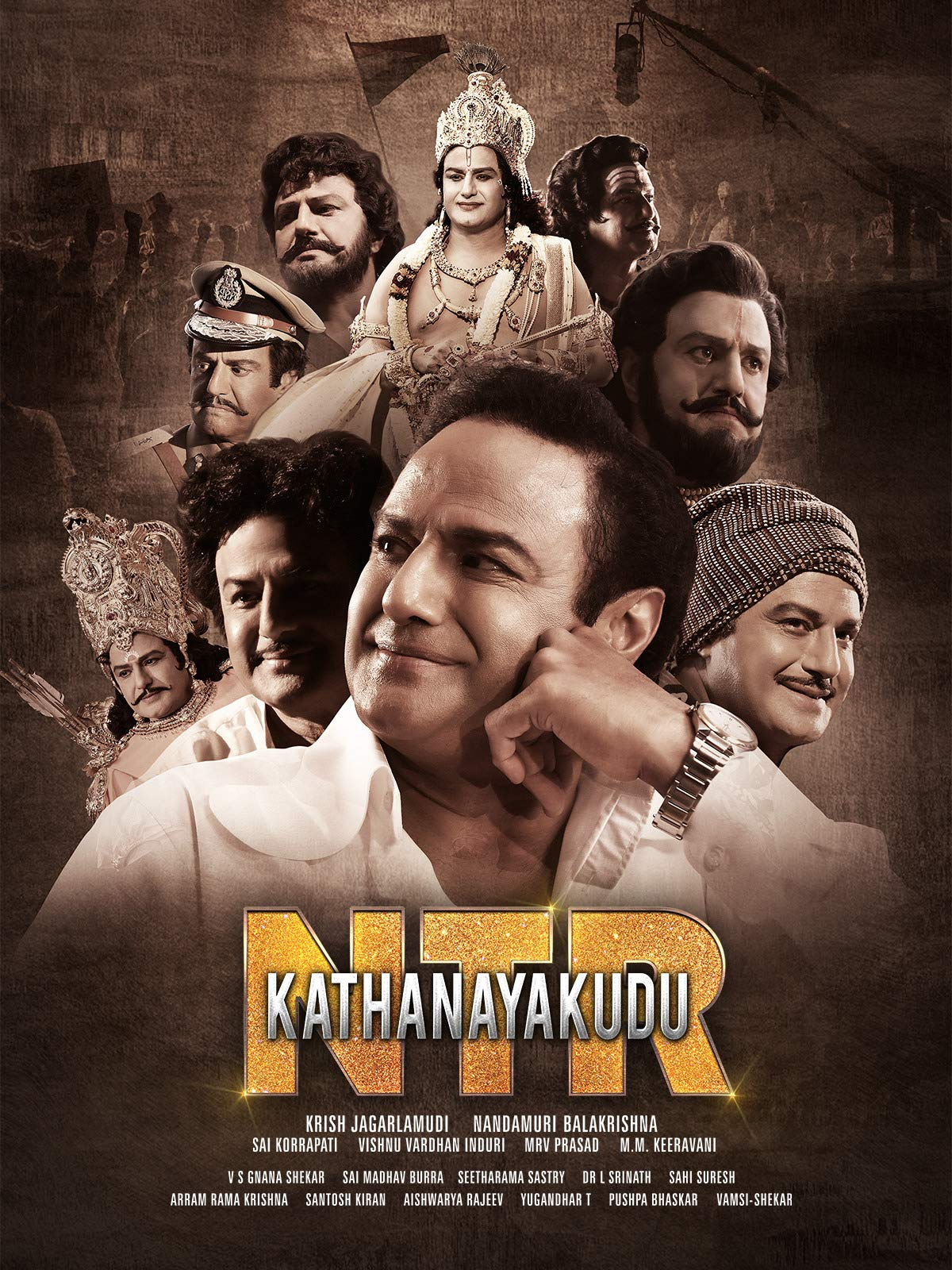 NTR: Kathanayakudu on Amazon Prime Video UK