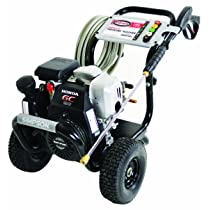 Simpson MSH3125-S MegaShot Engine Gas Pressure Washer