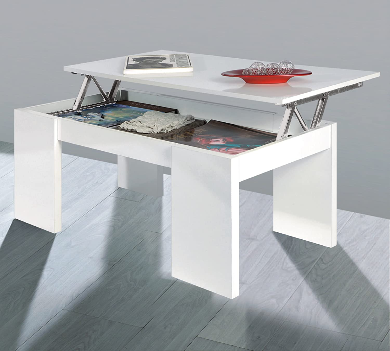 Mesa de centro extensible para comedor for Mesas de centro bonitas