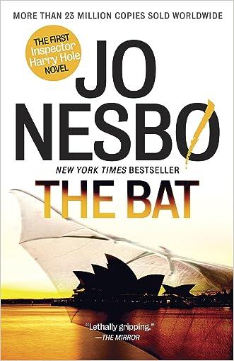 The Bat: A Harry Hole Novel (1)