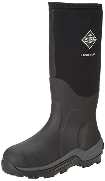 Original Muck Arctic Sports Boots – Winter fighting machine