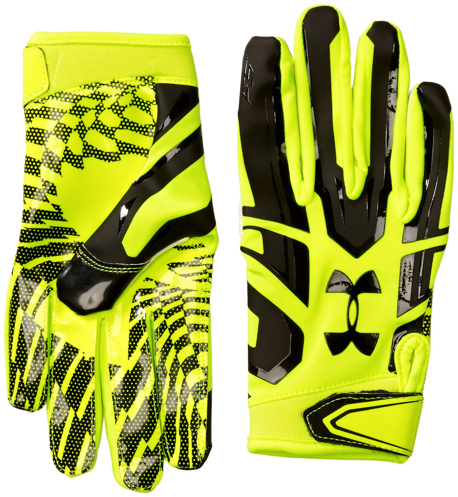 F5 Under Armour Football Gloves