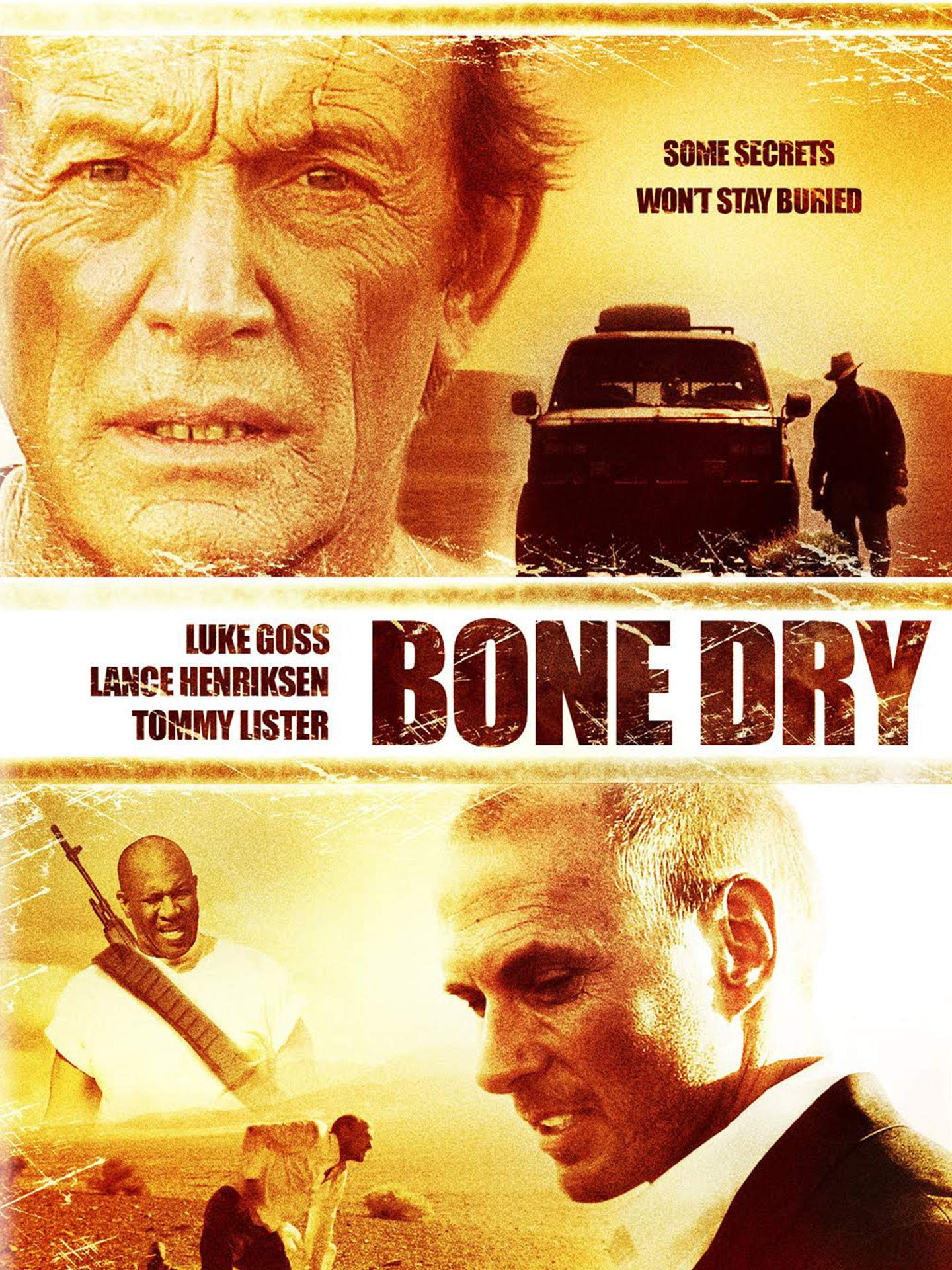 Bone Dry on Amazon Prime Video UK