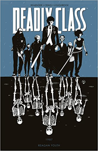Reagan Youth (Deadly Class) written by Rick Remender