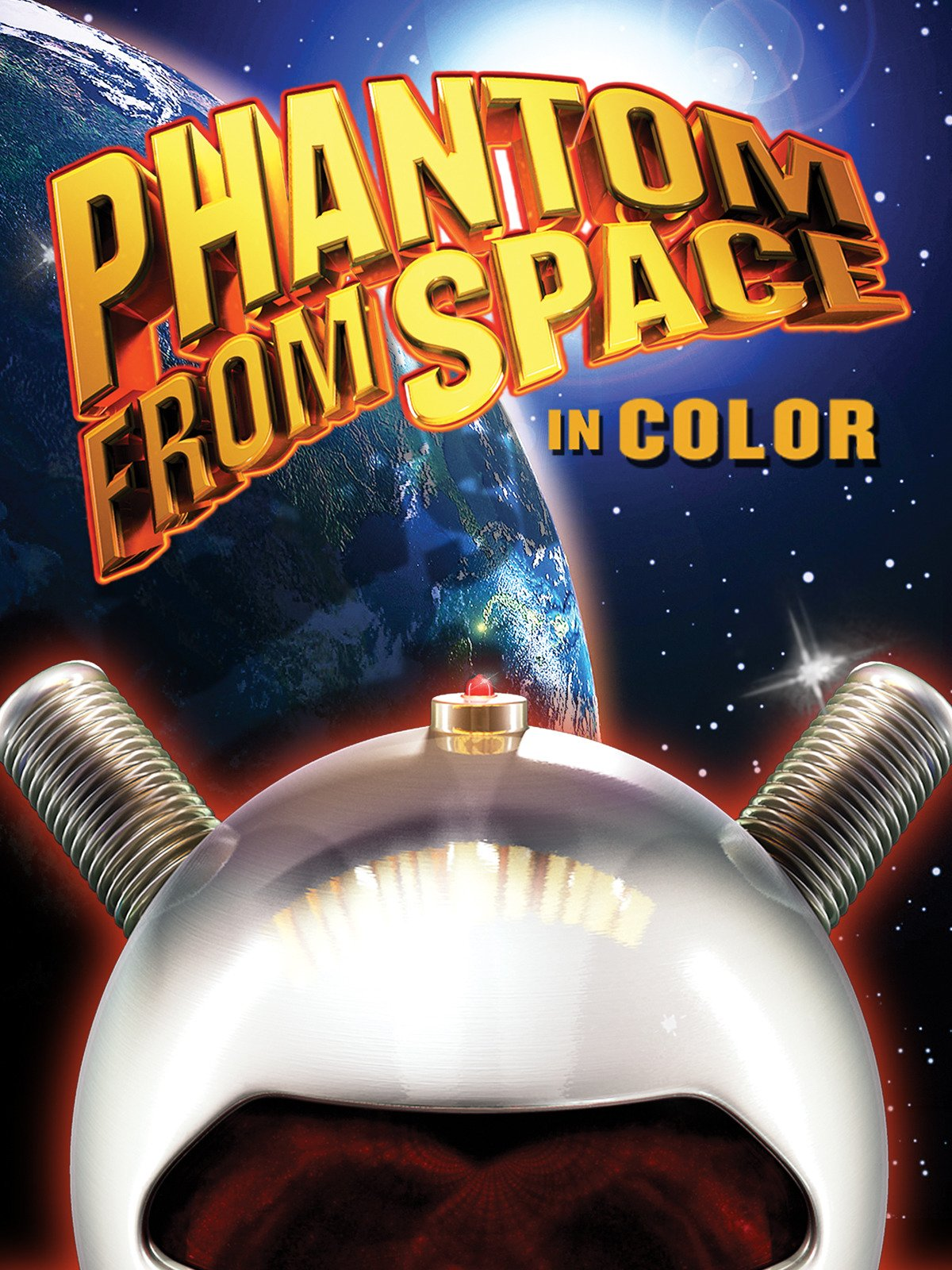 Phantom From Space (In Color)