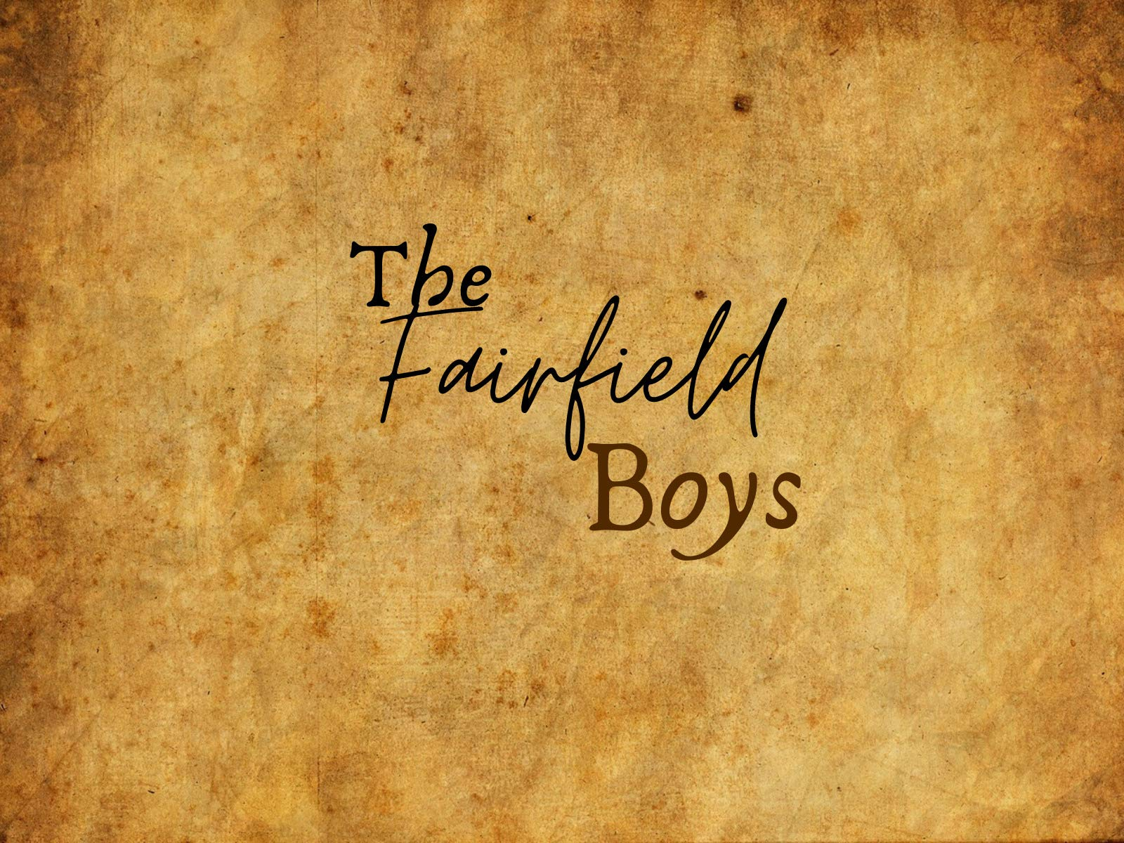 The Fairfield Boys