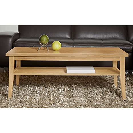 2000 Series Elegant Coffee Table in Teak