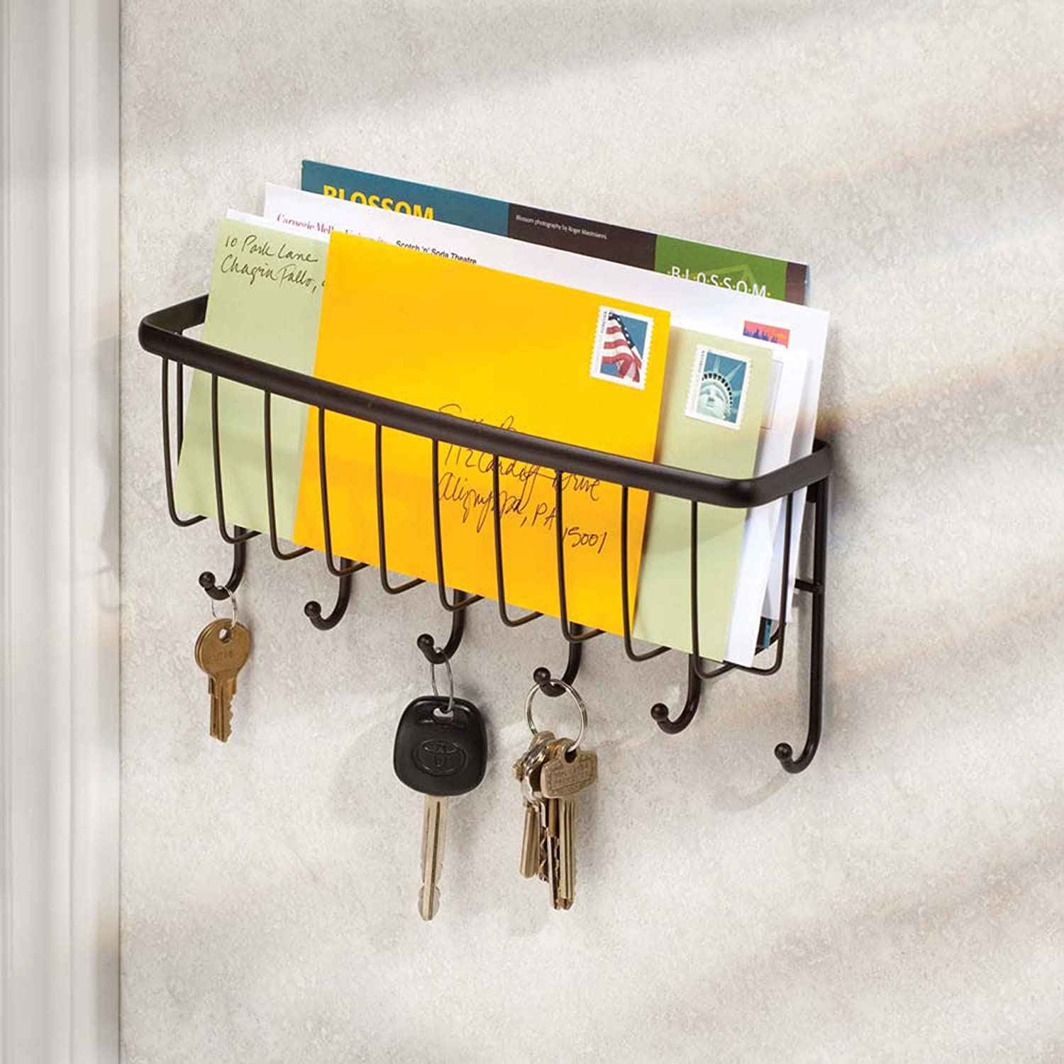 Wall Key Racks for Home and Office: Decorative and Animal