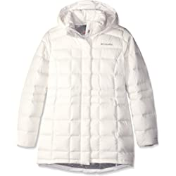 Columbia Hexbreaker III MId Down Womens Jacket - Sea Salt
